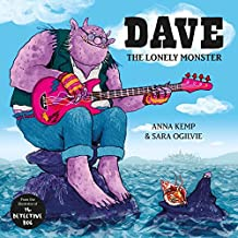 Dave the Lonely Monster (English Edition)