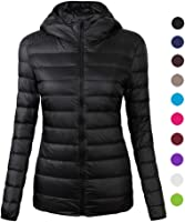 Amazon.com: Wantdo Women&39s Hooded Packable Ultra Light Weight