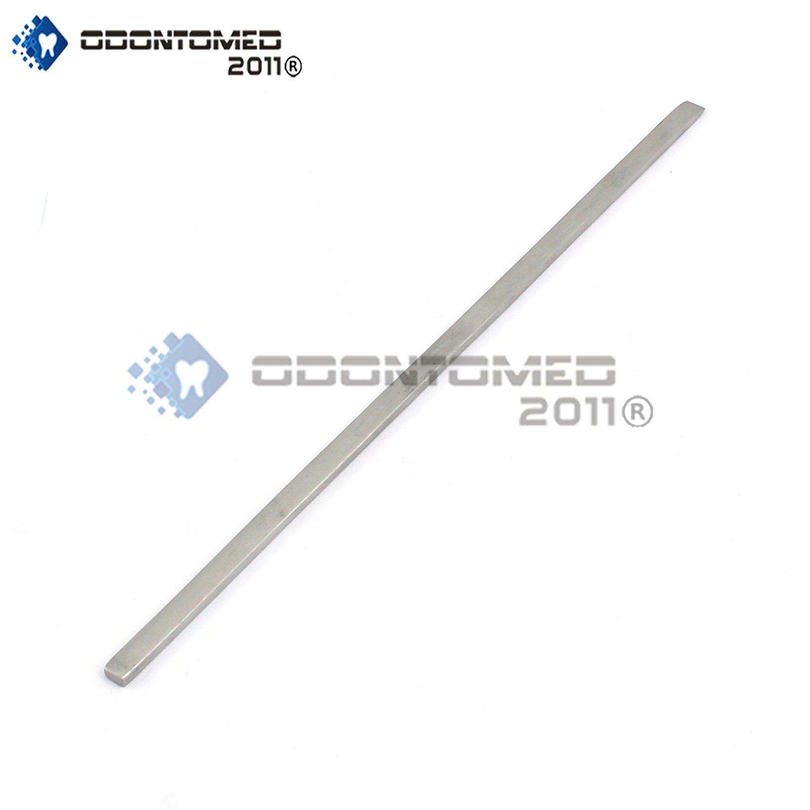 """OdontoMed2011® LAMBOTTE OSTEOTOMES 7.25"""" 4MM GERMAN GRADE ODM"""