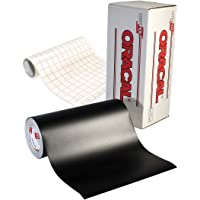 ORACAL. Matte Black Adhesive Craft Vinyl for Cameo, Cricut & Silhouette Including Roll of Clear Transfer Paper (15ft x…