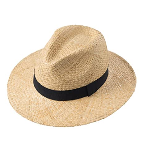 Amazon.com  Hats   caps MAZHONG Men s Women s - Collapsible Sun Hat ... ba135febc42