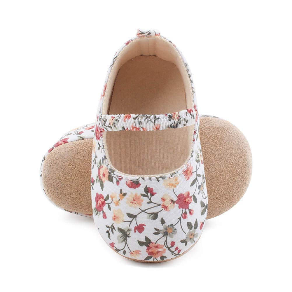 Newborn Premium Leather Ballet Shoes Slippers for Baby Toddler Infant Shoes