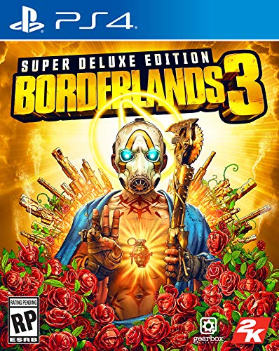 (Borderlands 3 Super Deluxe Edition - PlayStation 4)