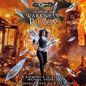 Darkness Rises Audiobook