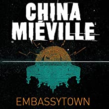 Embassytown Audiobook by China Mieville Narrated by Susan Duerden
