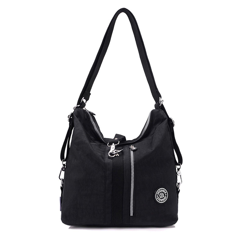Outreo Bolso Bandolera Mujer Bolsos de Moda Impermeable Mochilas Bolsas de Viaje Sport Messenger Bag Bolsos