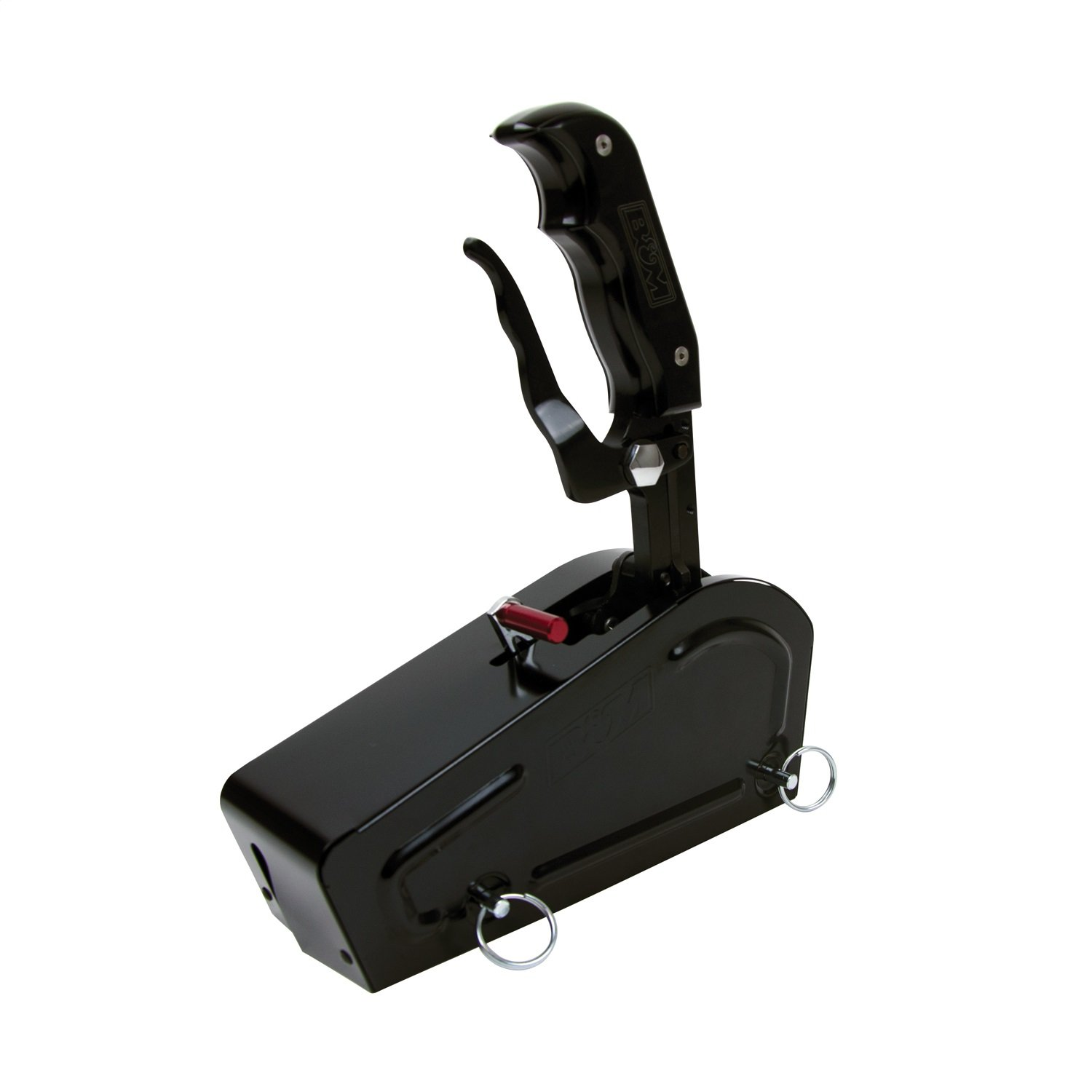 B/&M 81052 Pro Stick Black Automatic Shifter with Stealth Magnum Grip