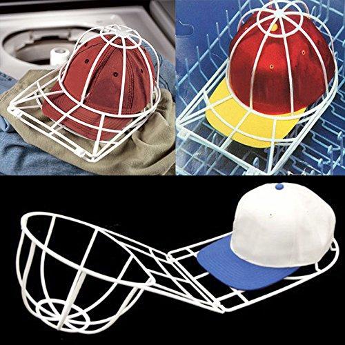 TR.OD Cap Washing Cage Baseball Ballcap Hat Washer Frame Shaper Drying Race Airer HITTIME