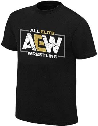 aew wrestling tshirt for unisex