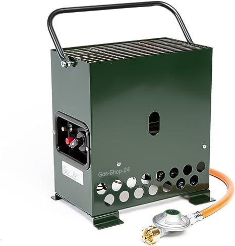 2, 2 kW Invernadero Calefacción verde/heladas con gas ...
