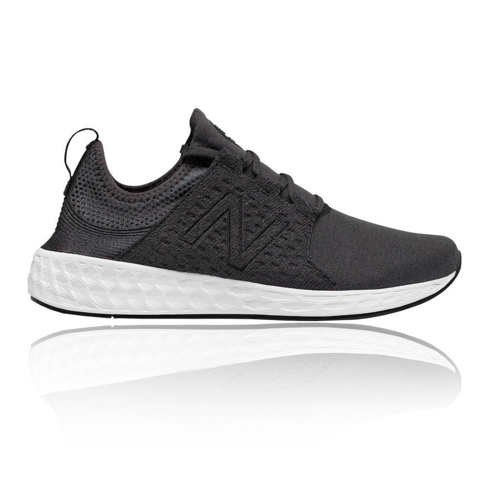 New Balance Fresh Foam Cruz Hoody Pack, Zapatillas de Running para Hombre 42.5 EU|Negro