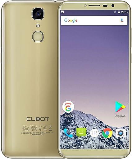 Cubot X18 Smartphone Pantalla 5,7 Pulgadas 18:9 1440 x 720 Pixel 2 ...