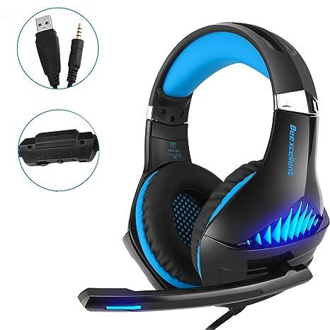 Amazon.com  Gaming Headset d4bf3b9533