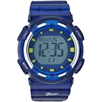 Zoop Digital Bluish Grey Dial Children's Watch -NKC3026PP02
