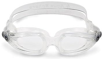 ca9b6ba7b11e Aqua Sphere Eagle Optic occhialini da nuoto: Amazon.it: Sport e tempo libero