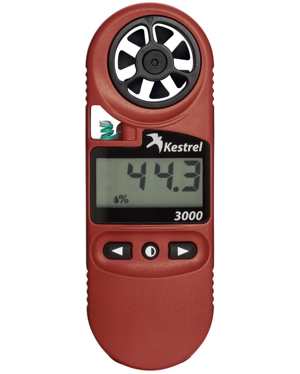 Amazon.com: Kestrel 3000 Pocket Weather Metro/calor el ...