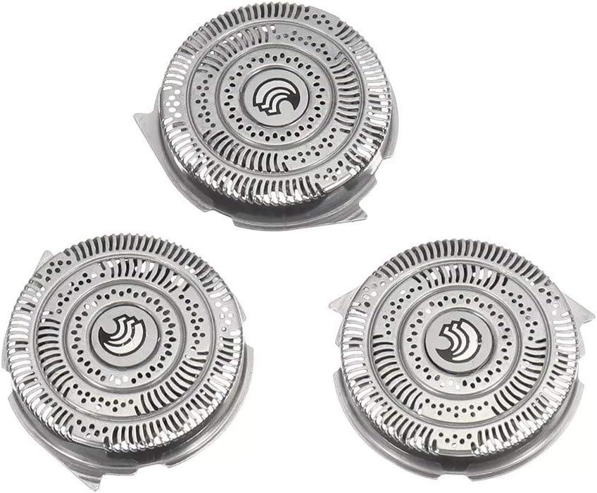 Clode - Cuchillas de Repuesto para afeitadora 3X para Philips ...