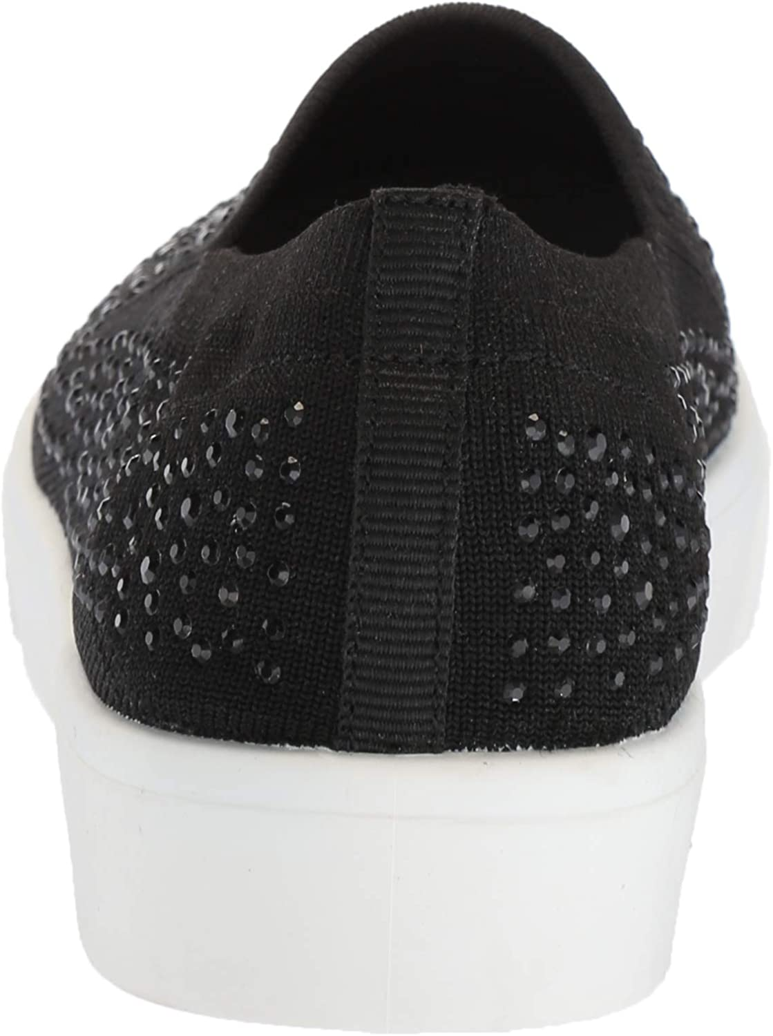 Skechers Womens Poppy Studded Affair Slip On Casual Shoes ghEuO