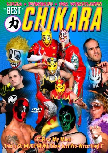 The Best of Chikara (Heroes Of The Storm Best Heroes)