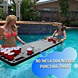 Polar Whale Floating Large Poker Table Game Tray