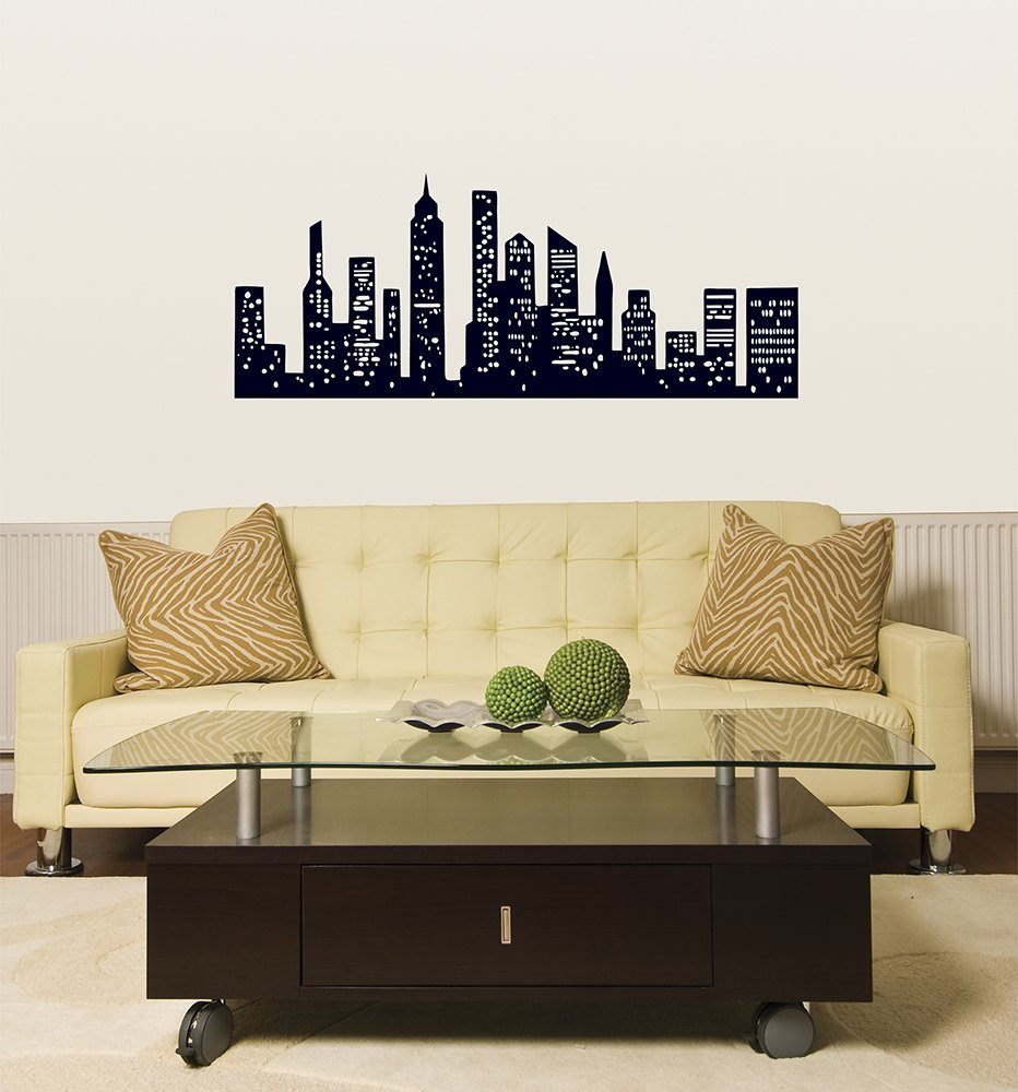amazon com graphique home decal cityscape discontinued by amazon com graphique home decal cityscape discontinued by manufacturer baby