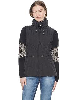 Desigual Chaq emuná, Blouson Femme  Amazon.fr  Vêtements et accessoires 5356182098a9