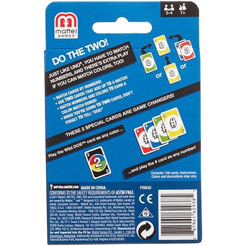 Amazon Uno Dos Tres Wild Card Uno Card Game Dos 2 Figure