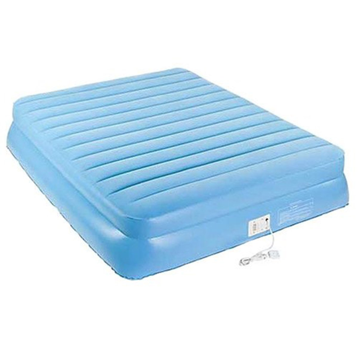 AeroBed Full Size Air Bed with Built-in 120V Pump, 18.5' Raised Bed 18.5 Raised Bed