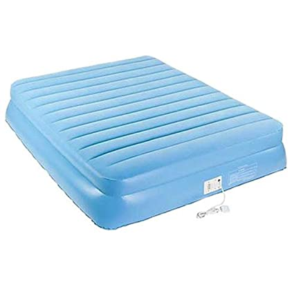 Amazon Com Aerobed Full Size Air Bed With Built In 120v Pump 18 5