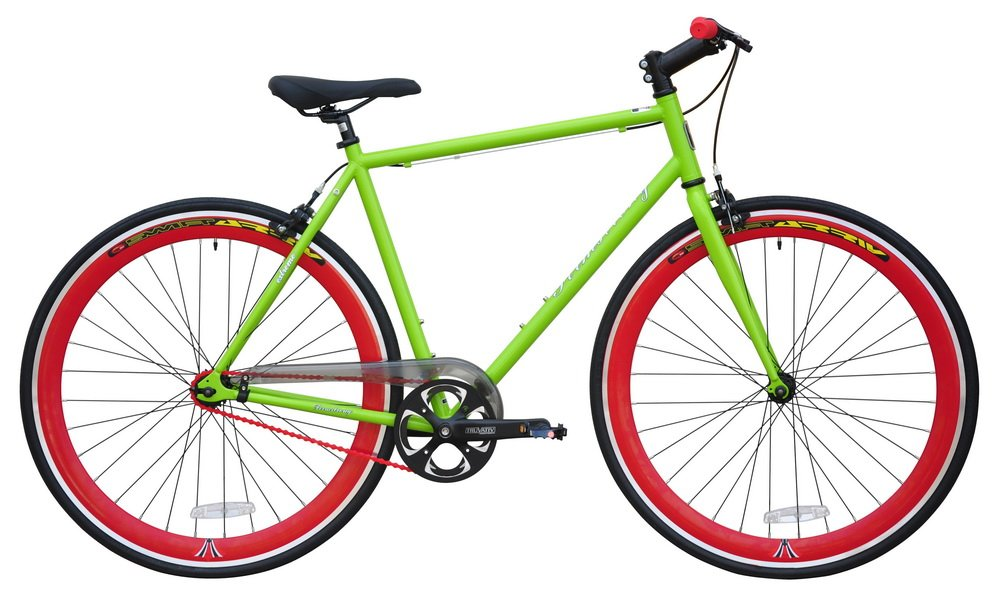 Fixie 700C Extreme 54cm Firmstrong - green by Firmstrong