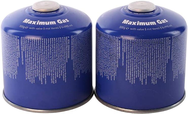 Maximum Gas Camping Gas 500 g. msf1 a máx