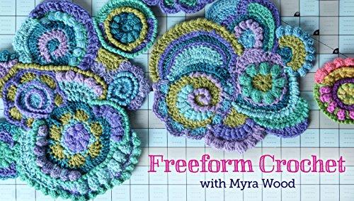 Edges Crochet Lace (Freeform Crochet)