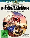In der Gewalt der Riesenameisen - Creature Features Collection Vol. 3 [Blu-ray]