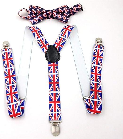 Suspenders [Juego formal de 25 mm de corbata de corbata] trabajo ...