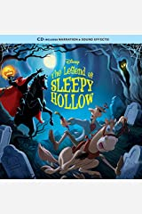 The Legend of Sleepy Hollow Book & CD Paperback
