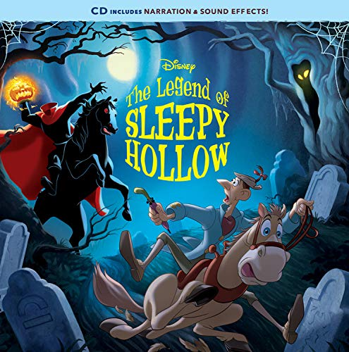 The Legend of Sleepy Hollow Book & -
