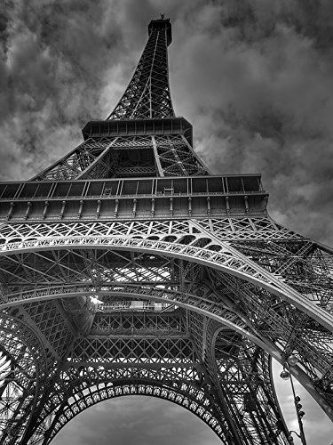Home Comforts Canvas Print Eiffel Tower World's Fair France Tower Paris Stretched Canvas 10 x 14