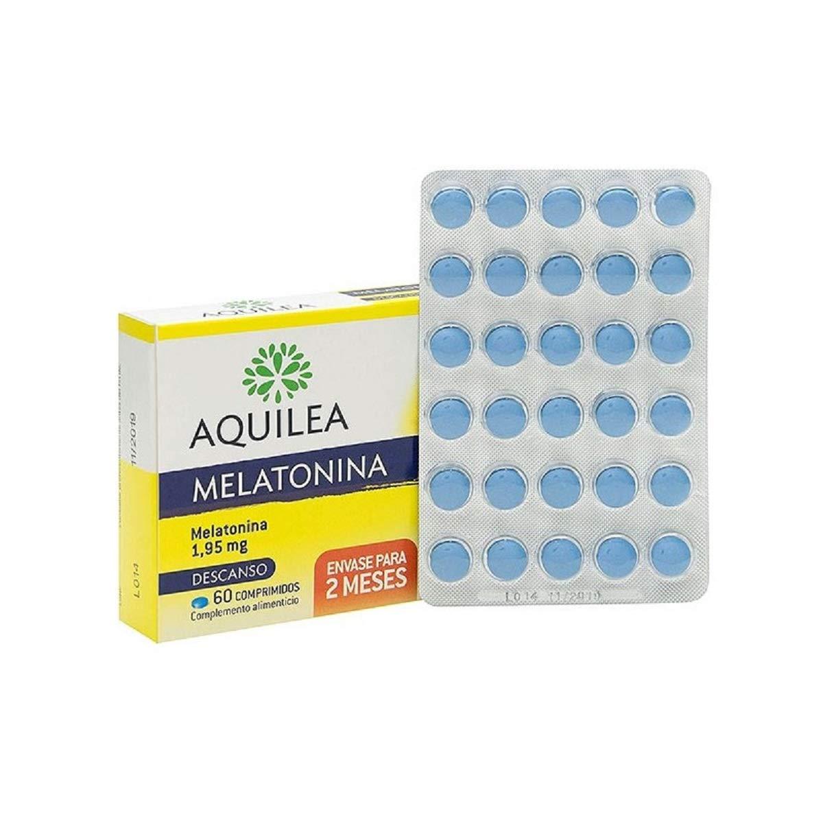 Amazon.com: Aquilea Melatonina The Solution to Sleep in Your ...