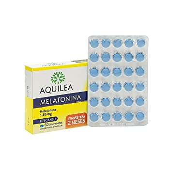 Amazon.com: Aquilea Melatonina The Solution to Sleep in Your Days of ...