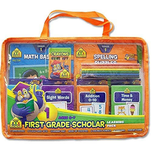 First Grade Scholar Learning Pack