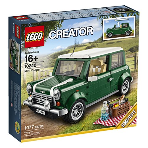 LEGO-Creator-10242-MINI-CooperDiscontinued-by-manufacturer