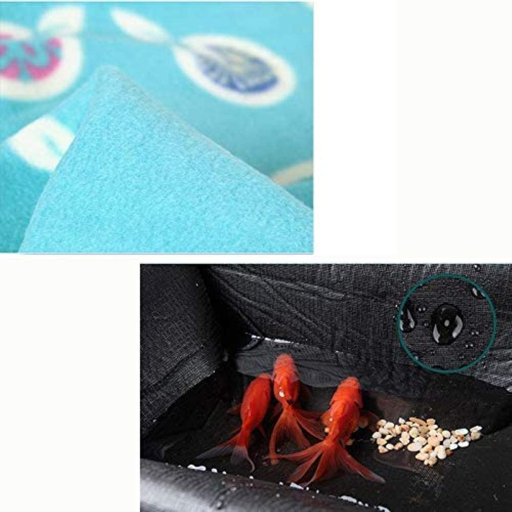 HXF Skin-friendly Picnic Mat Beach Mat Folding Beach Mat Fleece Thickening Portable Waterproof Breathable (Color : B) C