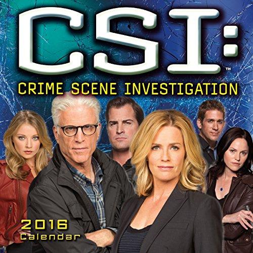 CSI 2016 Wall Calendar