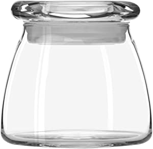 Libbey 12-1/2-Ounce Vibe Storage Jars