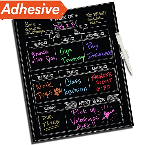 Cheap  Dry Erase Chalkboard Wall Calendar - 16