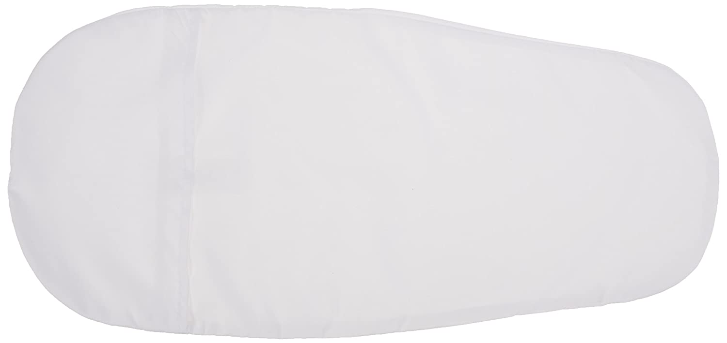 Baby Delight Snuggle Nest Surround Sheets, White, X-Large BD830