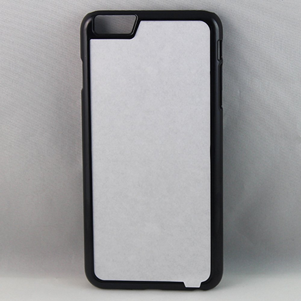 huge discount b7d9c 6a8fe Amazon.com: Apple iPhone 6/6s Rubber/Plastic - Black/White - DIY ...