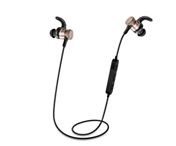 Bluetooth 4.0 auriculares, auriculares inalámbricos Auriculares estéreo magnéticos para los deportes que funcionan con micrófono