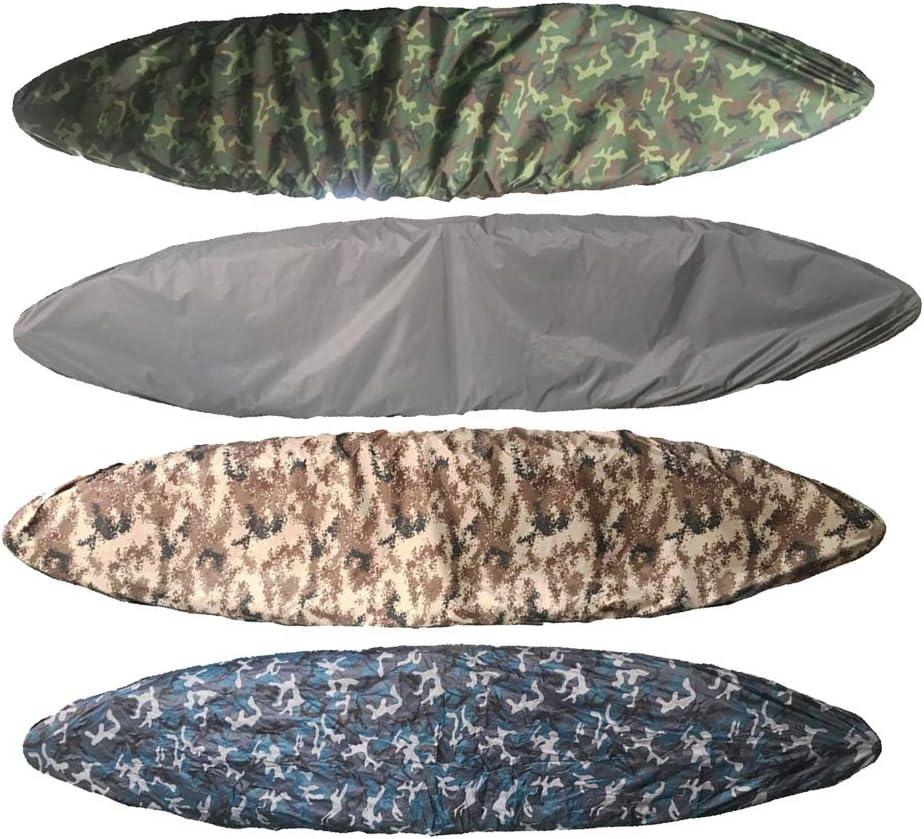 LYXMY Housse de Rangement /étanche pour Kayak et cano/ë de 2,6 m /à 4,5 m 4.5m Color Random Voir Image