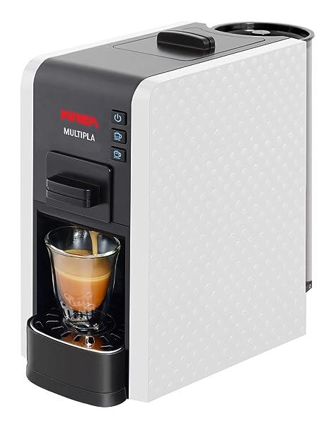 KREA ES200W - Cafetera (Independiente, Máquina espresso, 1 L, Dosis de café